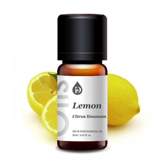 有機檸檬單方精油
